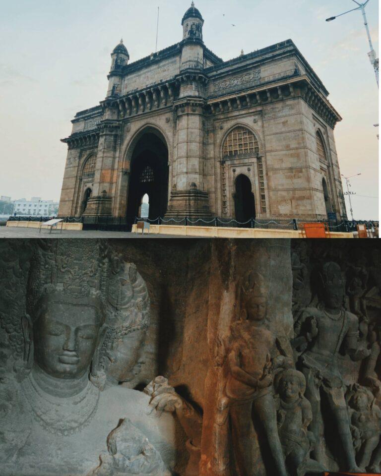 City sightseeing tour + Elephanta caves tour