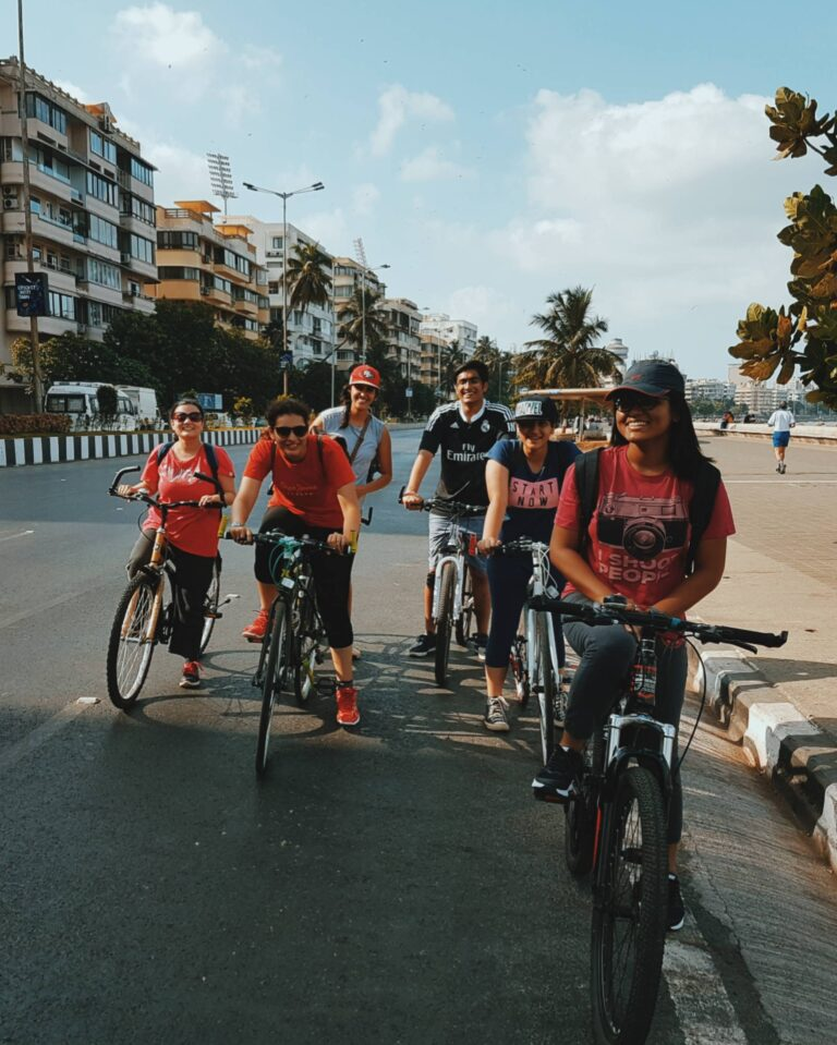 Early Morning Bicycle Tour
