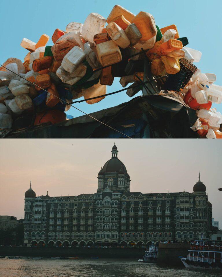City sightseeing tour + Dharavi slum tour