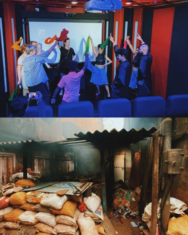 Dharavi slum tour & bollywood tour by Magical Mumbai Tours