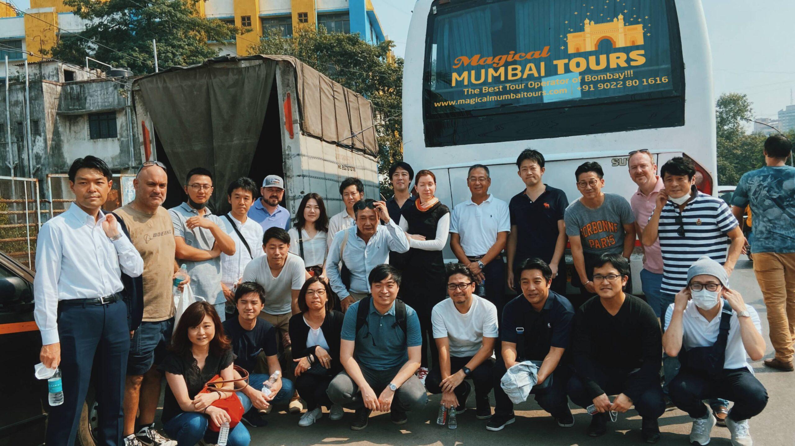 Group tours by Magical Mumbai Tours