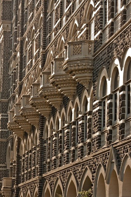 Taj Mahal Hotel - Mumbai sightseeing tour by magical mumbai tours
